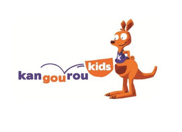 Logo de l'agence de garde d'enfants à domicile Kangourou Kids