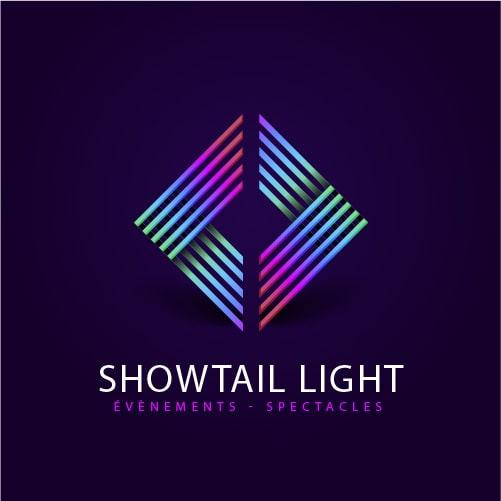 Logo de la société d'organisation événementielle Showtail Light
